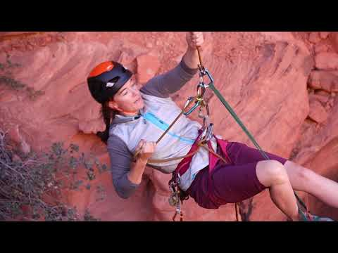 How To Ascend Climbing Rope