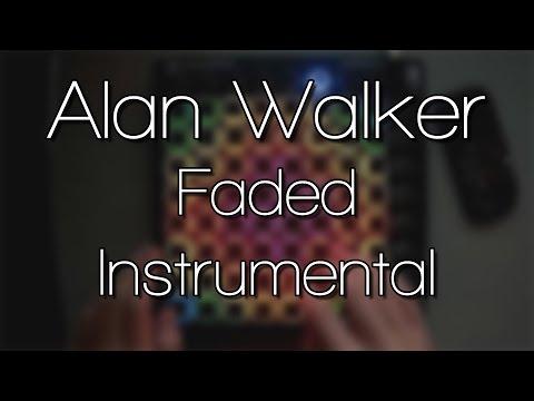 Alan Walker - Faded (Instrumental Launchpad Cover)🎵