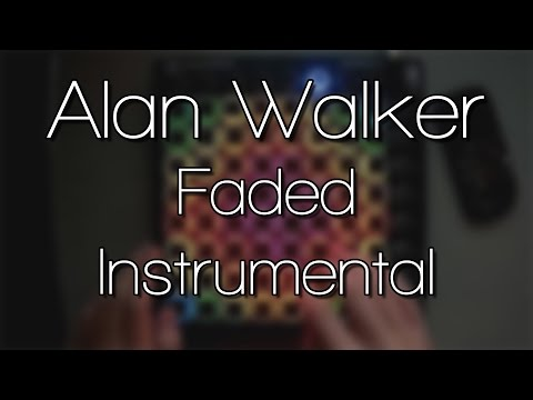 Alan Walker - Faded (Instrumental Launchpad Cover)🎵