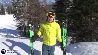 Skitest 2015-2016 Skicentrum Heemskerk - Fischer Progressor F19