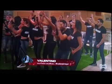 Valentino Ft. MTZ Manuel Turizo - Besame (en vivo, protagonistas Rcn)