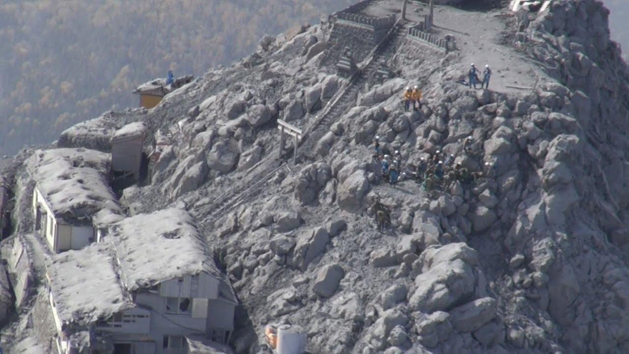 御嶽 山 噴火 遺体