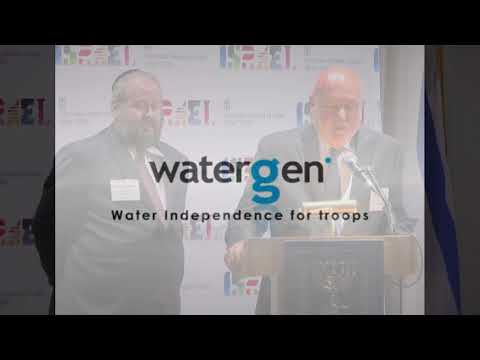 """Watergen presents at """"Water: The Source of Life"""" Conference"""
