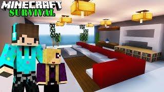 Download Video MEMBUAT BARBER SHOP AGAR ANAK SAYA MENJADI CANTIK ! Minecraft Survival #64 MP3 3GP MP4