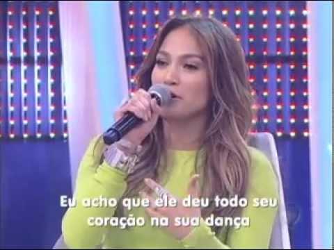 Grande Final Q'Viva! Jennifer Lopez ! O Melhor do Brasil 31/03/2012