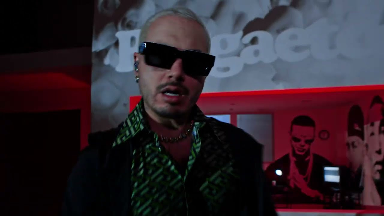 How to Create a Reggaetn Track with Producer Tainy J Balvin Bad Bunny Anuel AA  Pitchfork