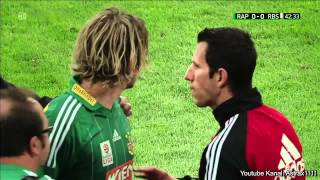 SK Rapid Wien - Red Bull Salzburg - 0:1 - 06.05.2012 - 33. Runde - Tore / Highlights (HD 720p)