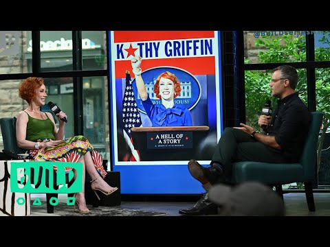 "Kathy Griffin Speaks On Her Documentary, ""Kathy Griffin: Hell of a Story"""