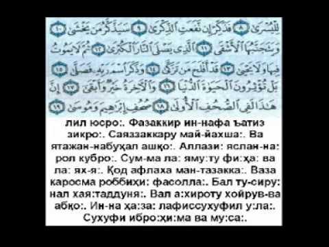 Лафасий - Ургатувчи 12 (Часть двенадцатая)