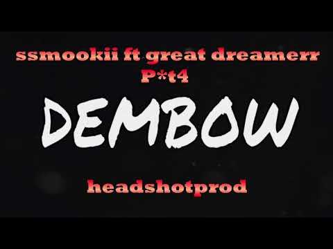 P*ta- Ssmookii FT Great dreamer      prod: headshot