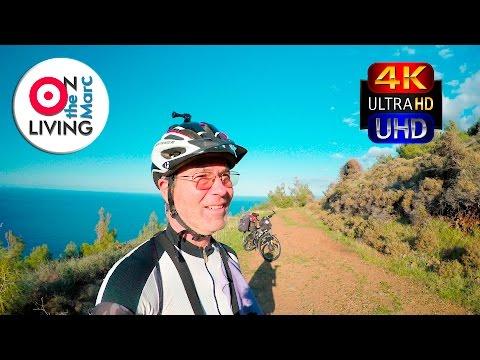 MTB Coastal Mountain Nature Ride Paphos Forest, CYPRUS 4K UHD GoPro Hero4 Feiyu-Tech G4 Gimbal