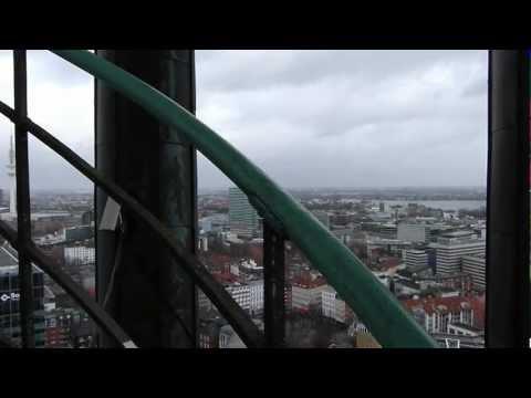 Hamburg Michel - Blick von der Sankt Michaelis Kirche
