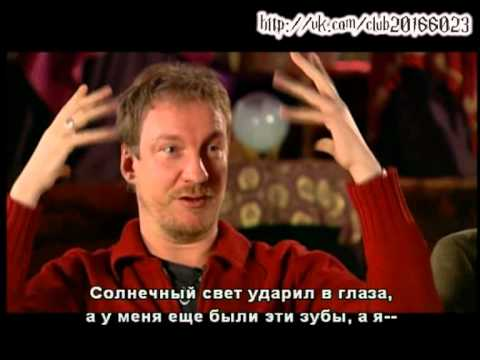 Harry Potter and the Prisoner of Azkaban. Interview part3