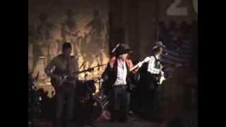 Группа Cowboy Band Киев Украина в стиле рок н ролл на праздник корпоратив вечеринку