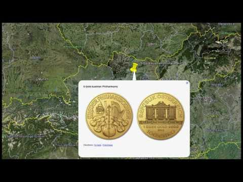 Top gold coins