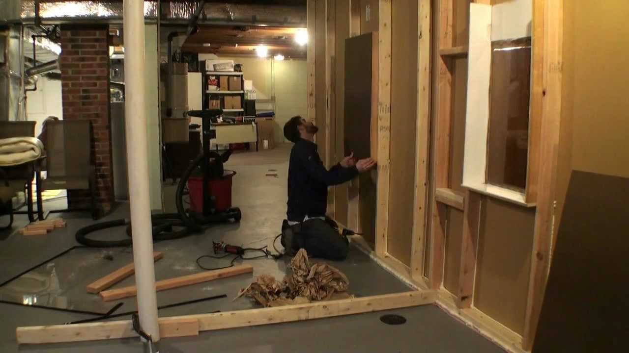 Building a temporary room in 5 minutes time lapse youtube for How to start building a house