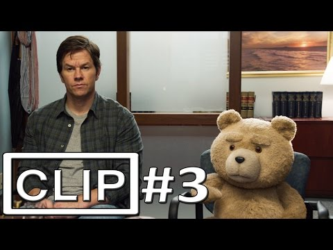 """Ted 2 """"Test Question"""" Clip Official"""