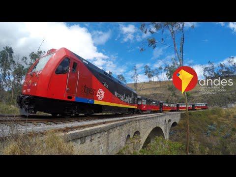 El Tren Ecuador: un recorrido lleno de color y belleza natural