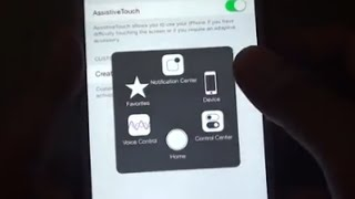 iPhone 6 Plus: How To Enable Touch Screen Home Button on iPhone / iPod (Assistive Touch) thumbnail