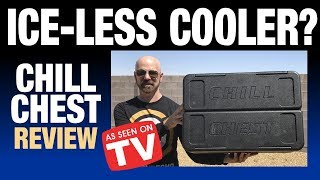 Chill Chest Review: Foldable Ice-Less Cooler?