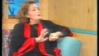 Amália . RTP. Programa Dias uteis 26 de novembro de 1996.