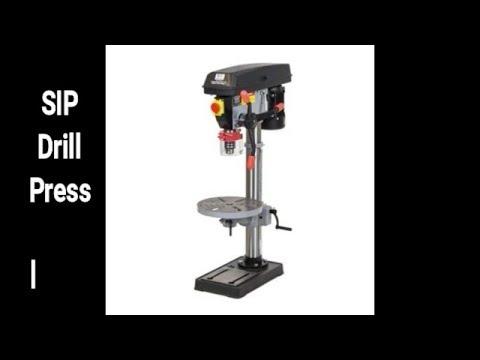 Sip B16 16 Bench Pillar Drill