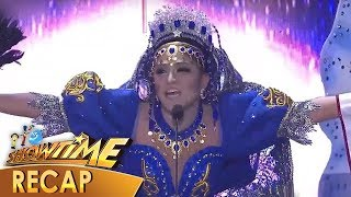 It's Showtime Recap: Contestants in their wittiest and trending intros - The Final Chukchak