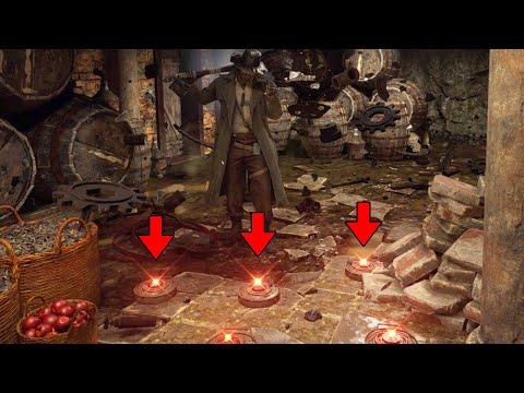 Resident Evil 8 Village - 12 Amazing Facts U0026 Details Experiments