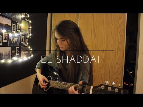 El-Shaddai- Amy Grant // (Maria Bindiu acoustic cover)