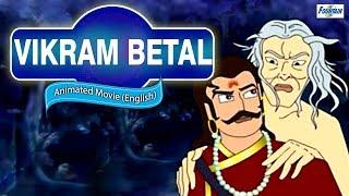 Vikram Betal Full Movie In English | English Animated Movies For Kids | English Cartoon