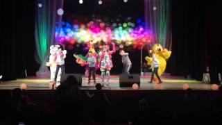 Детские дискотеки  с шоу-группой