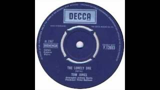 Tom Jones - The Lonely One - Decca
