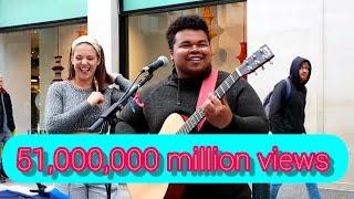 Download OMG HIS VOICE IS UNIQUE- Michael Jackson - Billie Jean | Allie Sherlock & Fabio Rodrigues