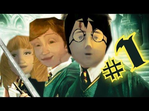 Benzaie Potter & Le Pot de Chambre Secret ! Harry Potter 2 sur PS1 ! - Benzaie Live !