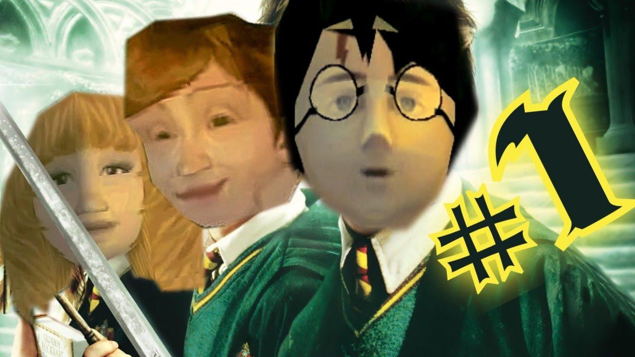 Benzaie potter le pot de chambre secret harry potter 2 - Harry potter et la chambre des secrets ps1 ...