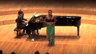 Ravel - Chansons madécasses: II. Aoua! - Adriana Bignagni Lesca