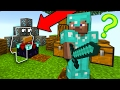 THE ULTIMATE INVISIBLE CAMO SKIN TROLLING in Minecraft Pocket Edition!!