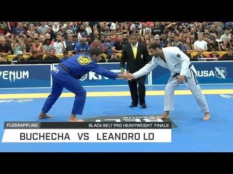 "Heavy Weight GP Final 2017 / Marcus ""Buchecha"" Almeida VS Leandro Lo"