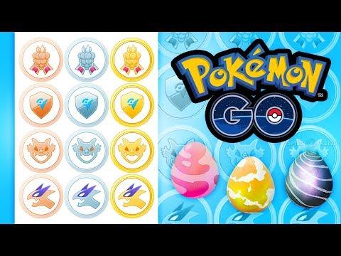 Neue Medaillen für Raids, Arenen und Legendäre | Pokémon GO Deutsch #333