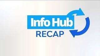 InfoHub Recap | Monday, November 12 – Friday, November 16, 2018. thumbnail