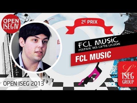Open ISEG 2013 - FCL Music