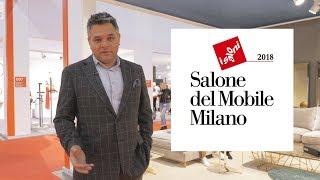 Обзор мебельной выставки Salone del Mobile.Milano Moscow. iSaloni в Москве 2018
