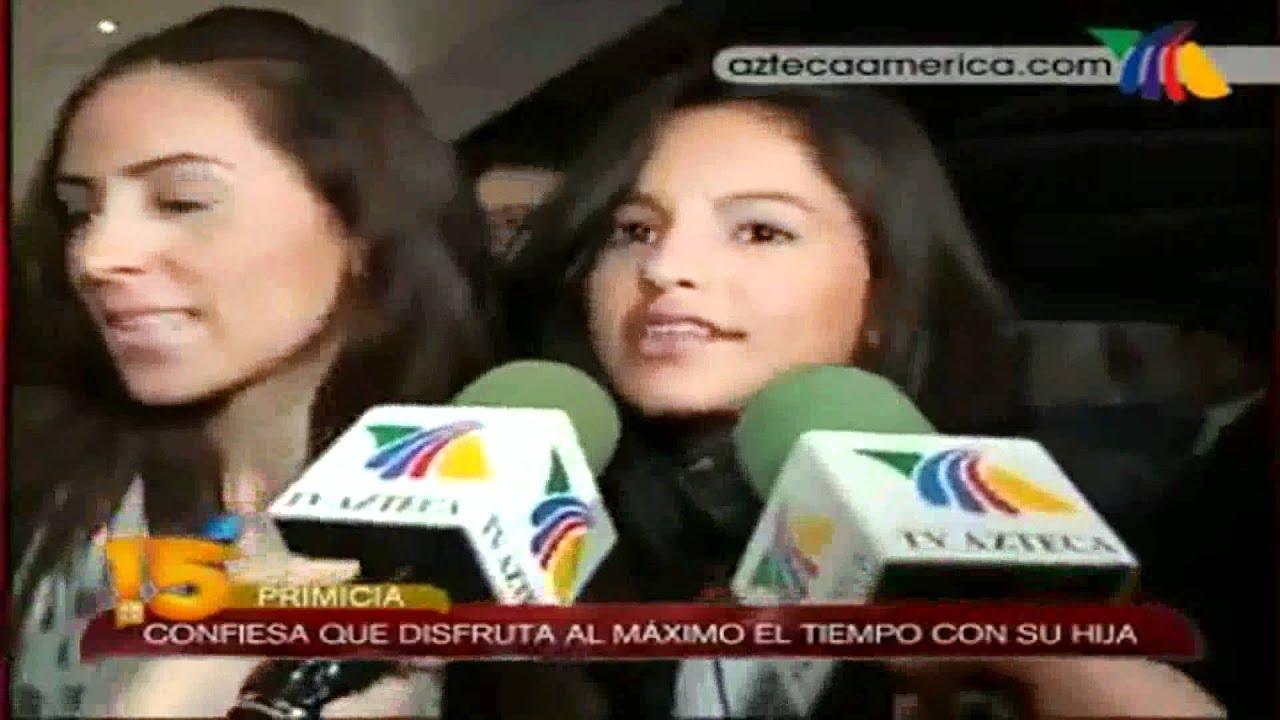Ninel Conde Habla de su hija y de Ayer y Hoy - YouTube  Hija