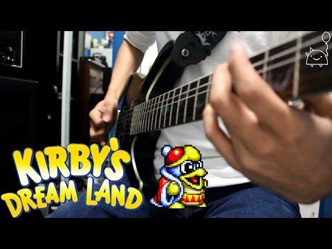 King Dedede's Theme - Kirby's Dreamland (Rock/Jazzy Cover) || Shady Cicada