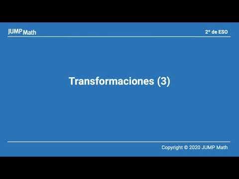 2. Unidad 9. Transformaciones III