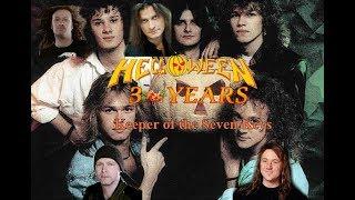 Helloween -Halloween (New Video 2016) Keeper of the Seven Keys 30 years 2017/2018 Celebration