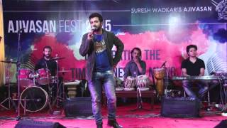 Amey Date | Ajivasan Fest 2015 | Live Performance | Rising Star India