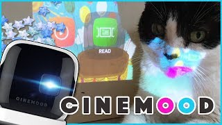 Cinemood Review & Unboxing! | Mini Projector + TV for Dolls?