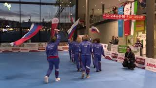 FCI Dog Dancing World Championship 2019  Opening Ceremony