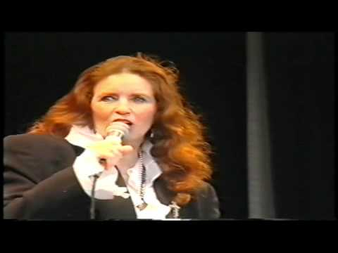 Johnny Cash (Glastonbury 1994) [11]. Jackson (w...